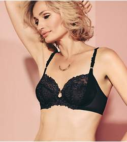 IRIS FLORALE Wired bra