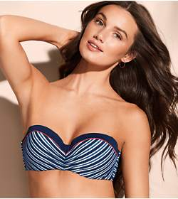 JETPLANE FLAIR Push-up Bikini Oberteil