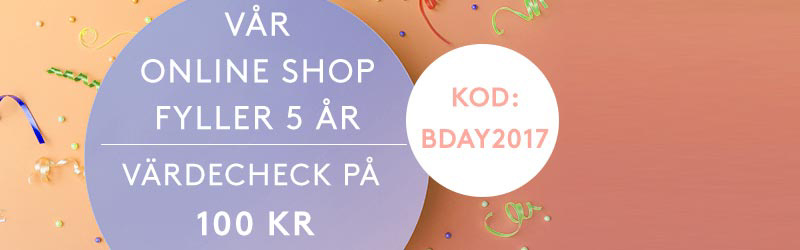 Online Shop Birthday