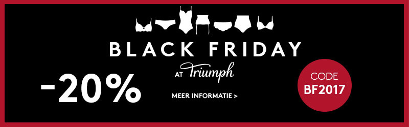 Black Friday at Triumph