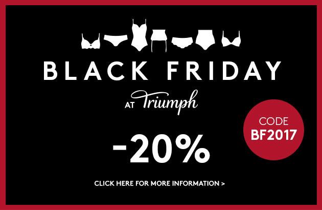 Black Friday at Triumph