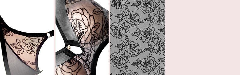 Wild Rose Florale