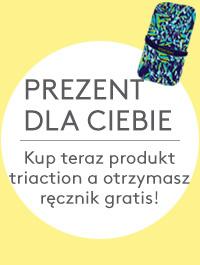 Prezent dla Ciebie: Kup teraz produkt triaction a otrzymasz ręcznik gratis!