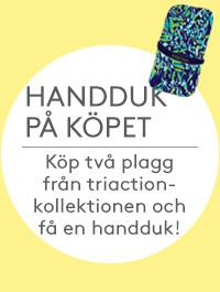 Handduk på köpet: Köp två plagg från triaction-kollektionen och få en handduk!